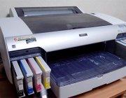 EPSON Pro 4880 / EFI ColorProof
